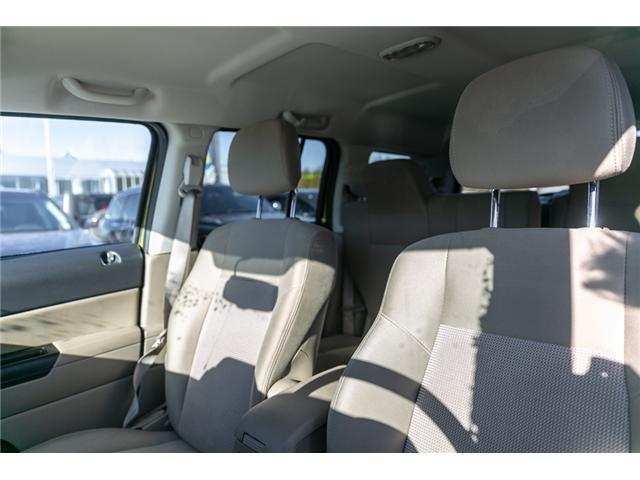 2012 Jeep Patriot Sport/North (Stk: J165993A) in Abbotsford - Image 17 of 22