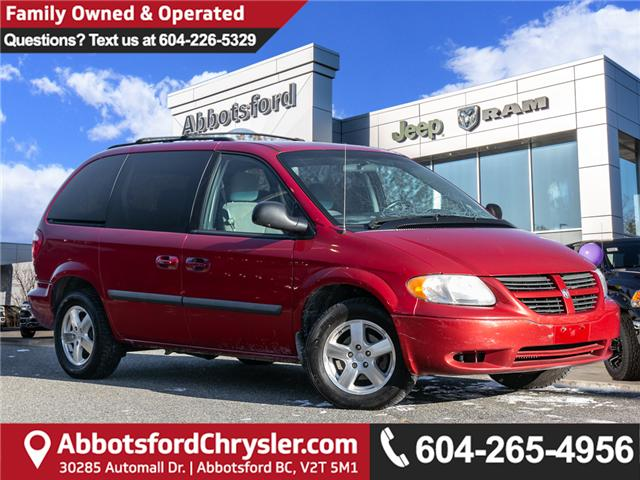 2007 Dodge Caravan SXT (Stk: K746507B) in Abbotsford - Image 1 of 20
