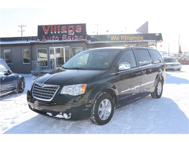 2010 Chrysler Town & Country Touring 2A4RR5DX6AR185142 PP339 in Saskatoon