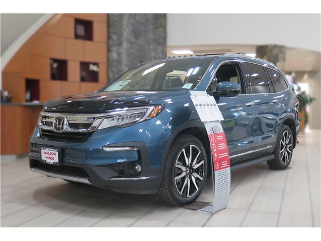 2019 Honda Pilot Touring (Stk: N14307) in Kamloops - Image 1 of 22