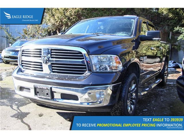 2013 RAM 1500 SLT (Stk: 137616) in Coquitlam - Image 1 of 4