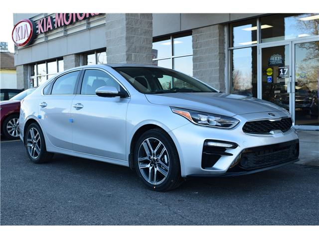2019 Kia Forte EX+ (Stk: 19-052086) in Cobourg - Image 1 of 23