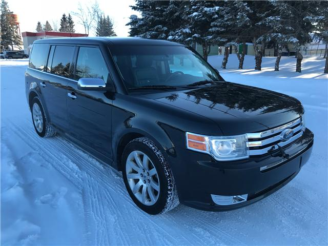 2010 Ford Flex Limited (Stk: U18-74A) in Nipawin - Image 1 of 8