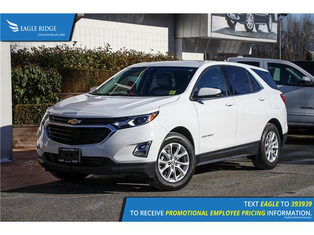 2018 Chevrolet Equinox LT (Stk: 189581) in Coquitlam - Image 1 of 15