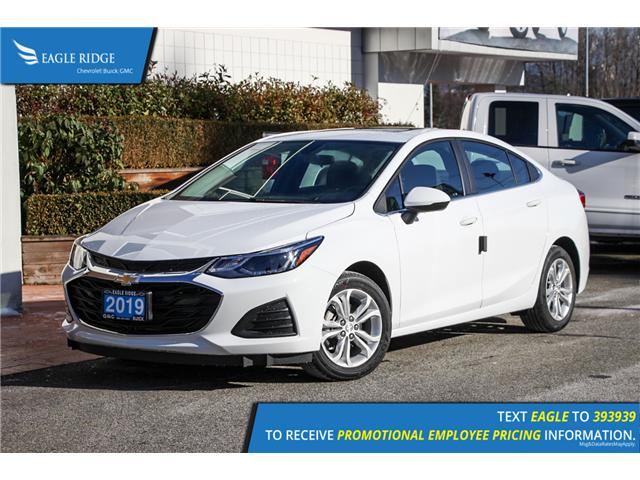 2019 Chevrolet Cruze LT (Stk: 91516A) in Coquitlam - Image 1 of 18