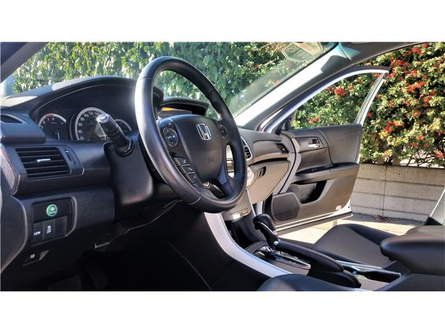 2015 Honda Accord EX-L V6 (Stk: G0041) in Abbotsford - Image 12 of 22