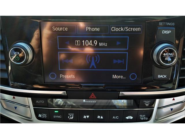 2015 Honda Accord EX-L V6 (Stk: G0041) in Abbotsford - Image 16 of 22