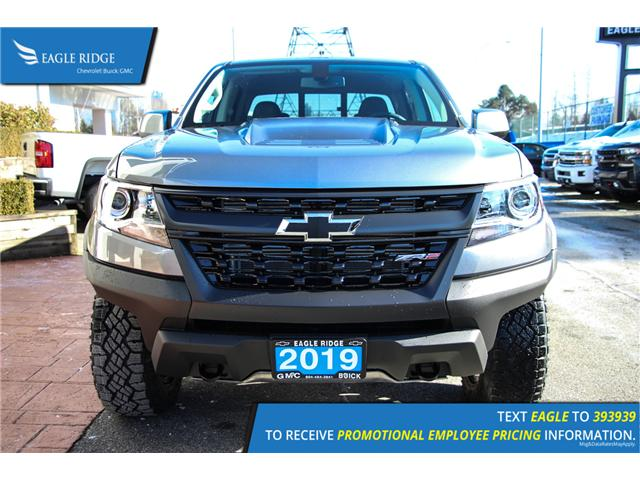 2019 Chevrolet Colorado ZR2 (Stk: 96033A) in Coquitlam - Image 2 of 15