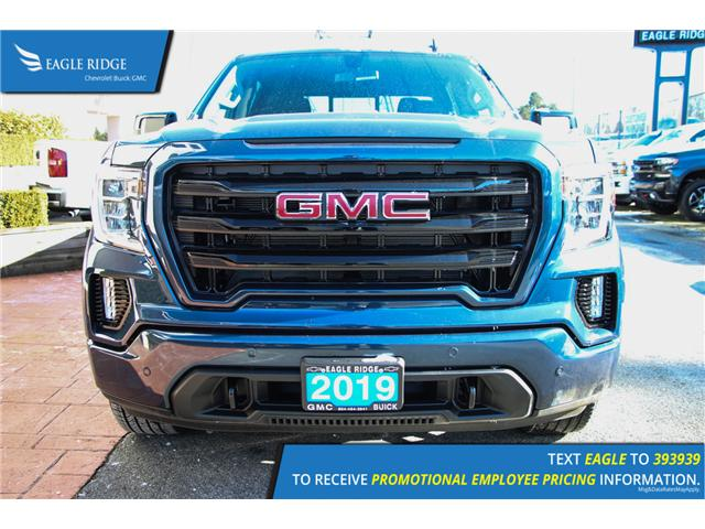 2019 GMC Sierra 1500 Elevation (Stk: 98222A) in Coquitlam - Image 2 of 17