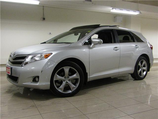 2013 Toyota Venza Base V6 (Stk: V19394A) in Toronto - Image 1 of 41