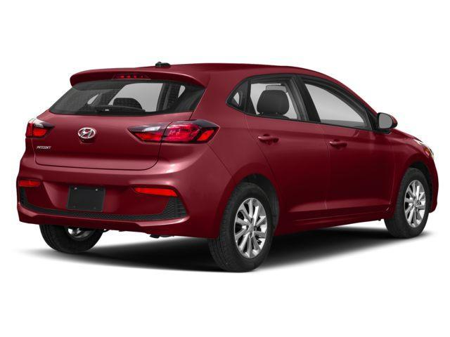 2019 Hyundai Accent  (Stk: 054770) in Whitby - Image 3 of 9