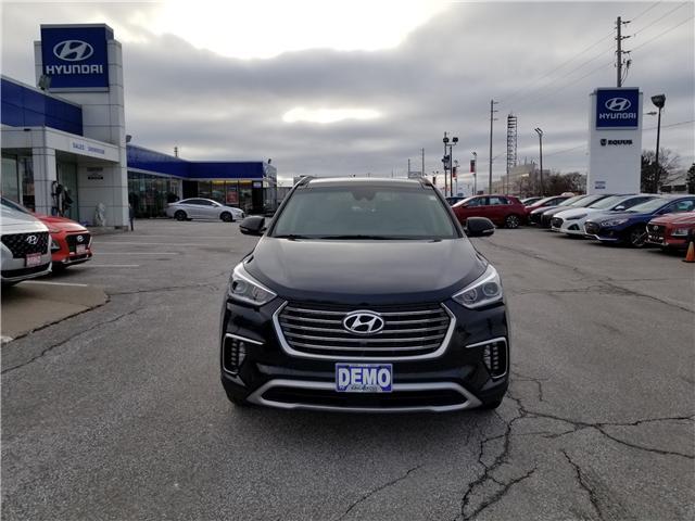 2019 Hyundai Santa Fe XL Ultimate (Stk: 11552P) in Scarborough - Image 2 of 12