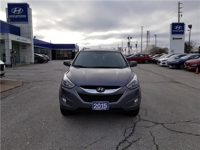 2015 Hyundai Tucson GLS (Stk: 28172A) in Scarborough - Image 2 of 9