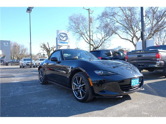2016 Mazda MX-5 GT (Stk: 7852A) in Victoria - Image 1 of 20