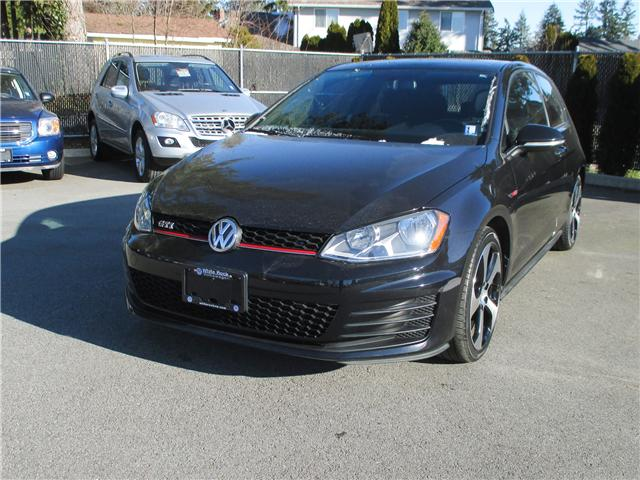 2015 Volkswagen Golf GTI 3-Door (Stk: VW0795) in Surrey - Image 1 of 20