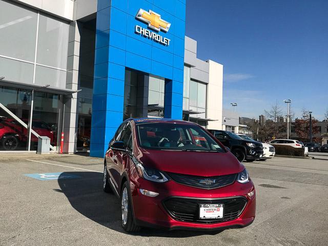 2019 Chevrolet Bolt EV LT (Stk: 9B27250) in North Vancouver - Image 2 of 12