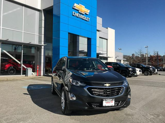 2019 Chevrolet Equinox LS (Stk: 9E07280) in North Vancouver - Image 2 of 14