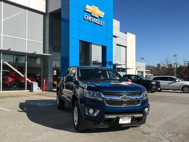 2019 Chevrolet Colorado LT (Stk: 9CL65590) in North Vancouver - Image 2 of 13
