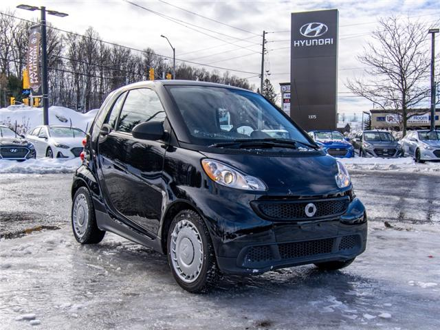 2013 Smart Fortwo Passion (Stk: P3234A) in Ottawa - Image 1 of 9