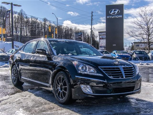 2011 Hyundai Equus Signature (Stk: R95121B) in Ottawa - Image 1 of 11