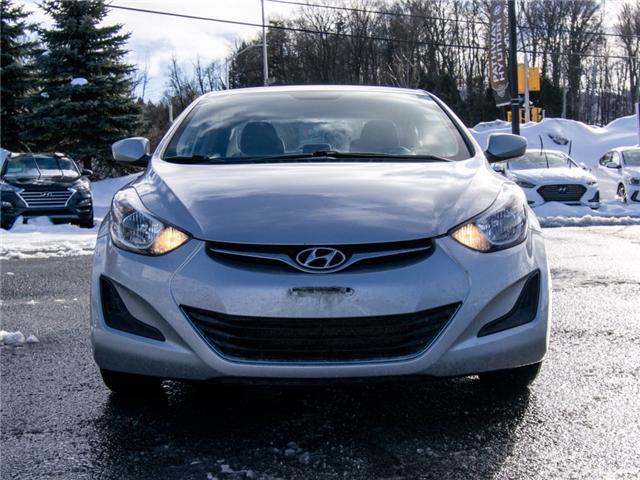 2014 Hyundai Elantra GL (Stk: R86049A) in Ottawa - Image 2 of 11