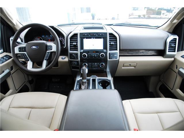 2018 Ford F-150 Lariat (Stk: 147080) in Kitchener - Image 9 of 21