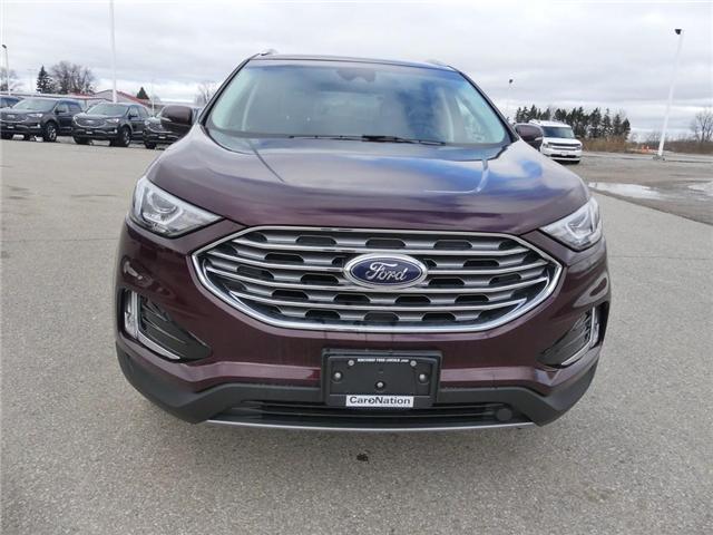 2019 Ford Edge SEL (Stk: EG92879) in Brantford - Image 2 of 28