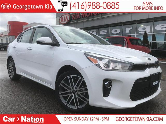 2019 Kia Rio RIO EX SPORT | $146 BI-WEEKLY | 7 DISPLAY | (Stk: RO19008) in Georgetown - Image 1 of 27