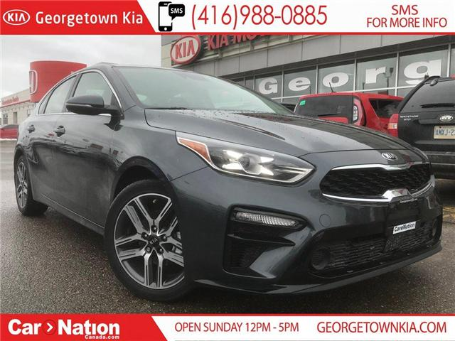 2019 Kia Forte EX LIMITED | $184 BI-WEEKLY | LOADED | (Stk: FO19032) in Georgetown - Image 1 of 32