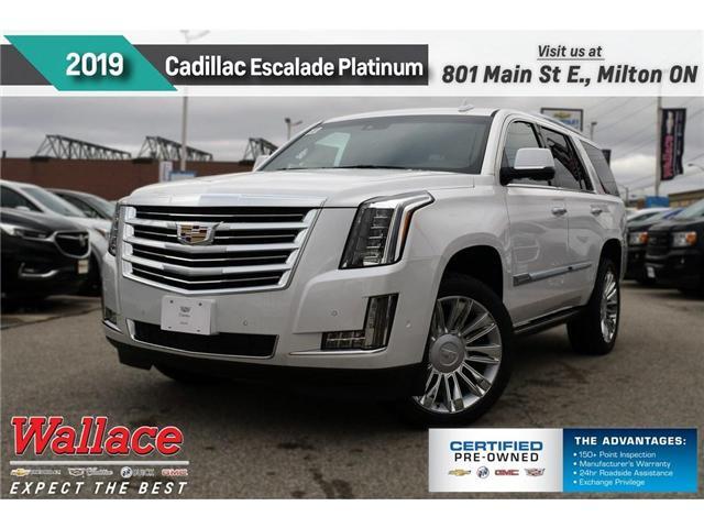 2019 Cadillac Escalade Platinum (Stk: 239952) in Milton - Image 1 of 16