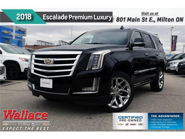 2019 Cadillac Escalade Premium Luxury (Stk: 208265) in Milton - Image 1 of 9