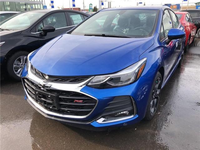 2019 Chevrolet Cruze LT (Stk: 136963) in BRAMPTON - Image 1 of 5