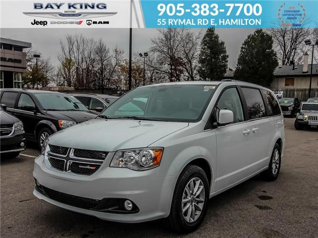 2019 Dodge Grand Caravan CVP/SXT (Stk: 193518) in Hamilton - Image 1 of 23