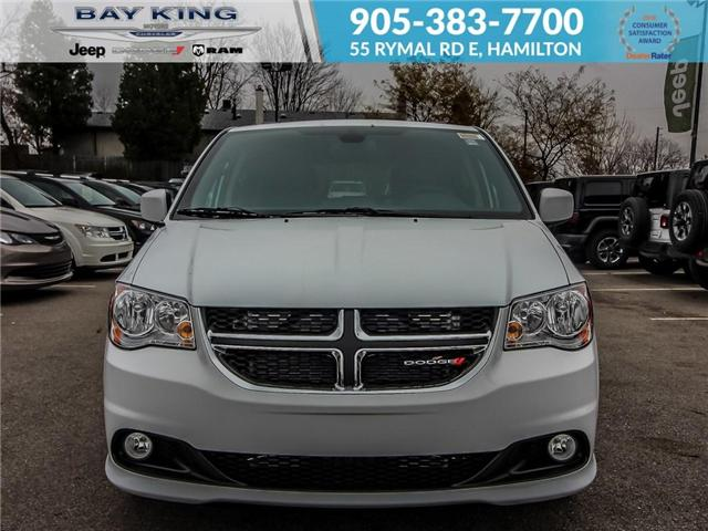 2019 Dodge Grand Caravan CVP/SXT (Stk: 193518) in Hamilton - Image 2 of 23