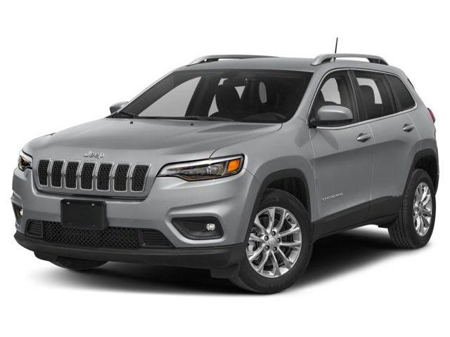 2019 Jeep Cherokee North (Stk: 191376) in Thunder Bay - Image 1 of 9