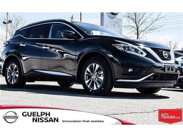 2018 Nissan Murano SL (Stk: N19324) in Guelph - Image 1 of 9