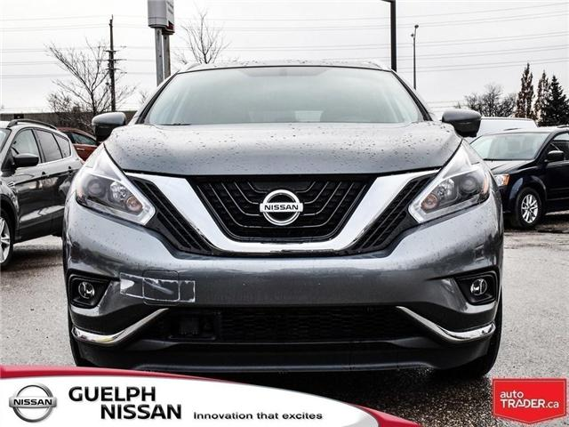 2018 Nissan Murano SL (Stk: N19459) in Guelph - Image 2 of 22
