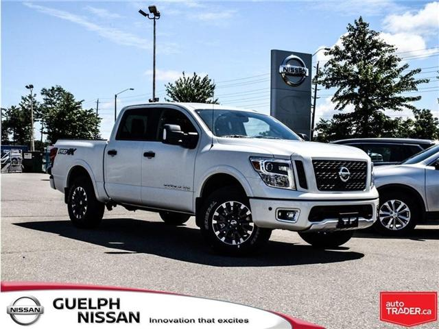 2018 Nissan Titan PRO-4X (Stk: N19528) in Guelph - Image 1 of 23