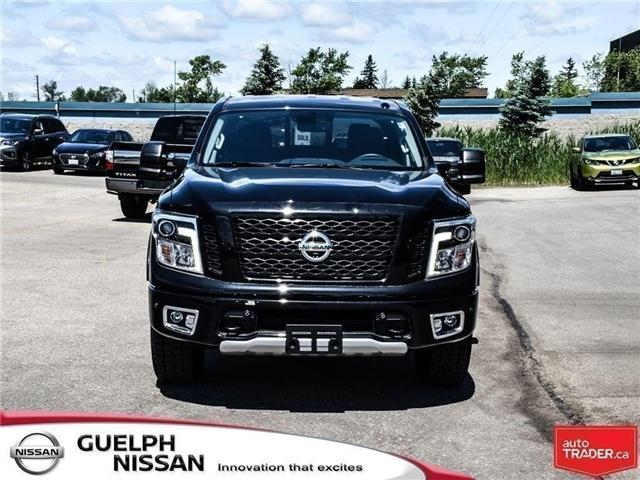 2018 Nissan Titan PRO-4X (Stk: N19527) in Guelph - Image 2 of 22