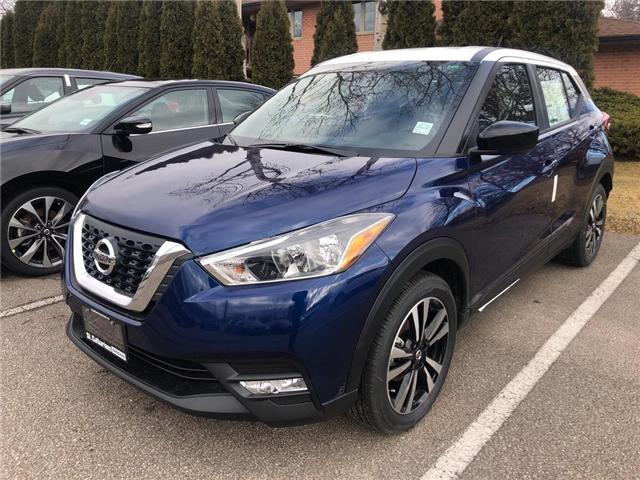2019 Nissan Kicks SV (Stk: KI19010) in St. Catharines - Image 1 of 5