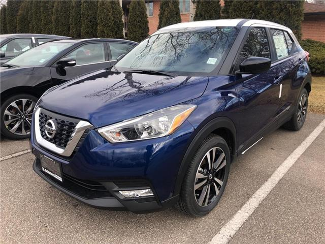 2019 Nissan Kicks SV (Stk: KI19010) in St. Catharines - Image 2 of 5