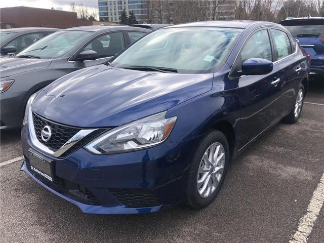 2019 Nissan Sentra 1.8 SV (Stk: SE19013) in St. Catharines - Image 1 of 5