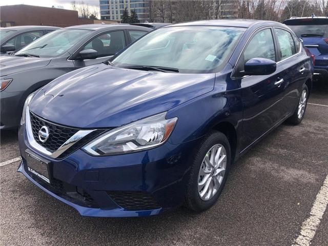 2019 Nissan Sentra 1.8 SV (Stk: SE19013) in St. Catharines - Image 2 of 5