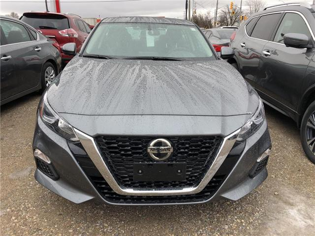 2019 Nissan Altima 2.5 S (Stk: V0154) in Cambridge - Image 2 of 5