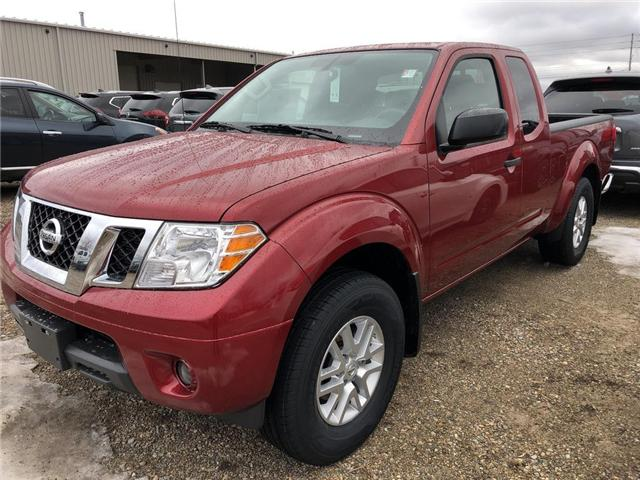 2019 Nissan Frontier SV (Stk: V0166) in Cambridge - Image 1 of 5