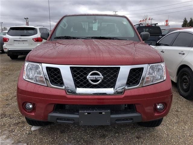 2019 Nissan Frontier SV (Stk: V0166) in Cambridge - Image 2 of 5
