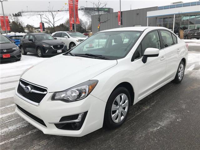 2015 Subaru Impreza 2.0i (Stk: P004737) in Saint John - Image 1 of 32