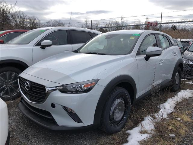 2019 Mazda CX-3 GX (Stk: 81204) in Toronto - Image 1 of 5