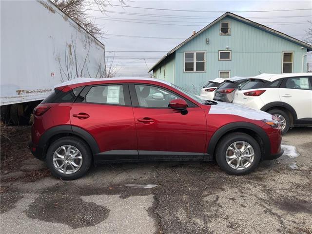 2019 Mazda CX-3 GS (Stk: 81265) in Toronto - Image 2 of 5
