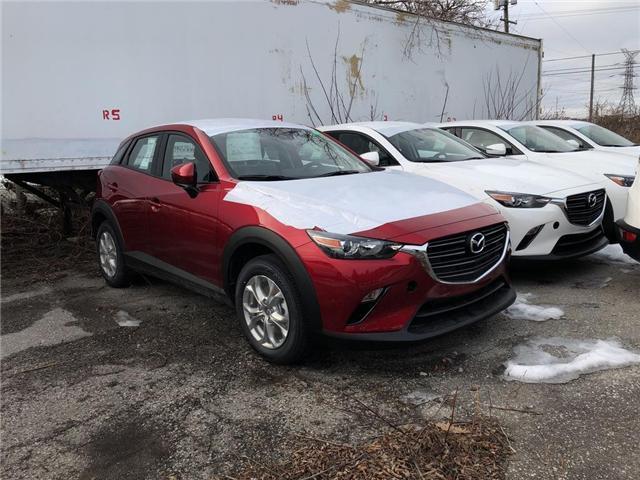 2019 Mazda CX-3 GS (Stk: 81265) in Toronto - Image 3 of 5